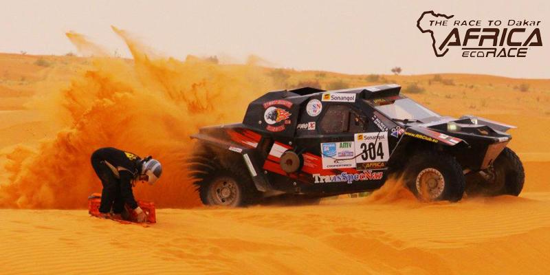 Sport Trips Africa Race