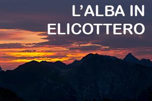 Alba in Elicottero