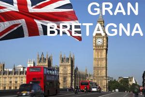 Viaggi in Inghilterra