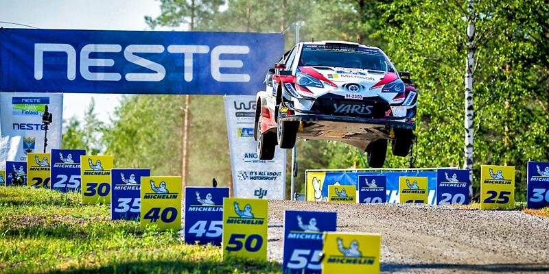 Sport Trips drivEvent Adventure WRC Rally di Finlandia