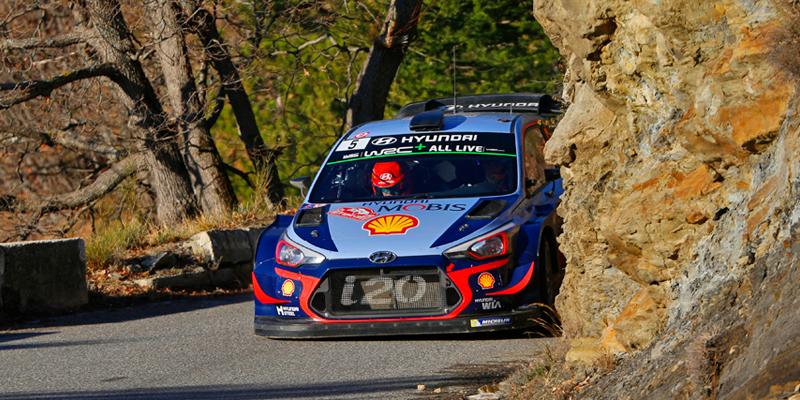 Sport Trips drivEvent Adventure WRC Montecarlo