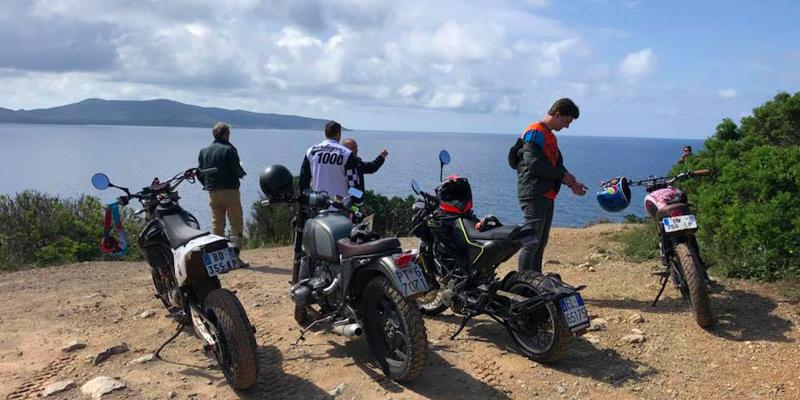 1° Sardegna Moto Adventure MotoriAmo On Tour