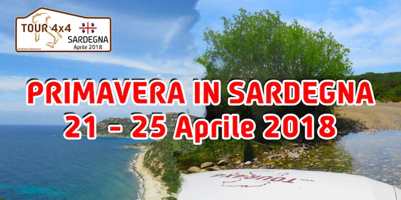 4x4 Tour Spring in Sardina
