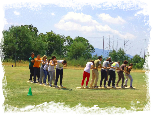 Incentive & Team Building drivEvent