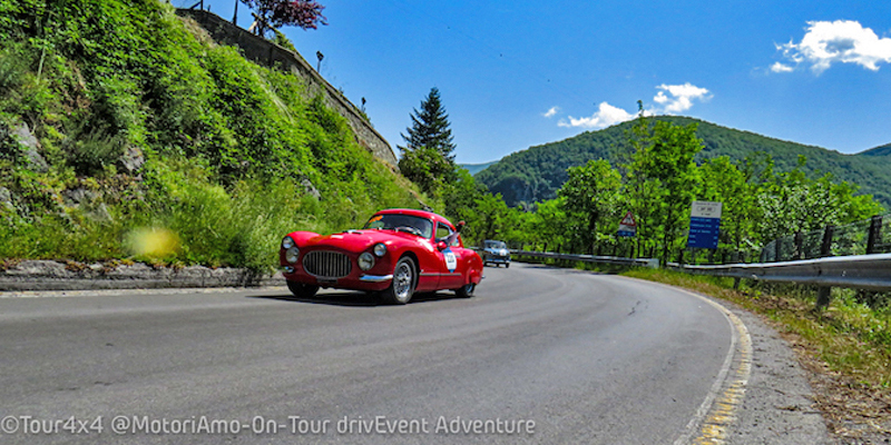 Tour Auto Epoca MotoriAmo On Tour drivEvent Adventure
