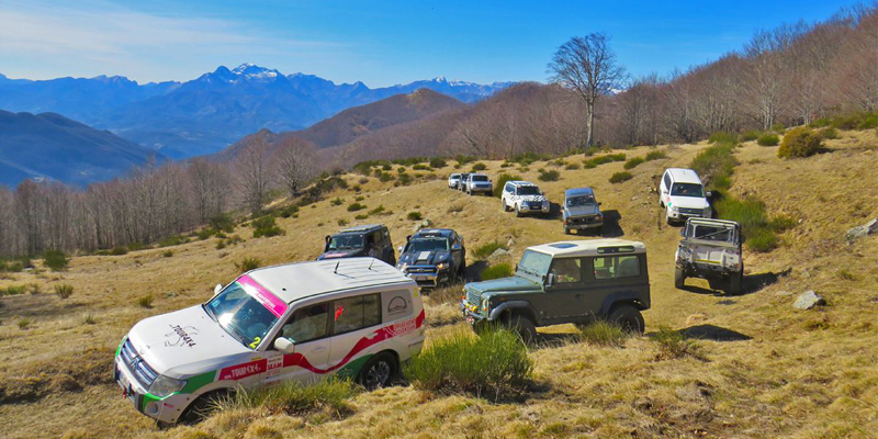 Tour 4x4 drivEvent Adventure in Garfagnana