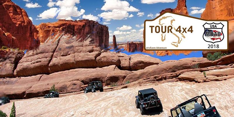 Tour4x4 Moab
