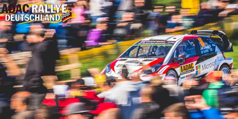 Sport Trips drivEvent Adventure WRC Germania