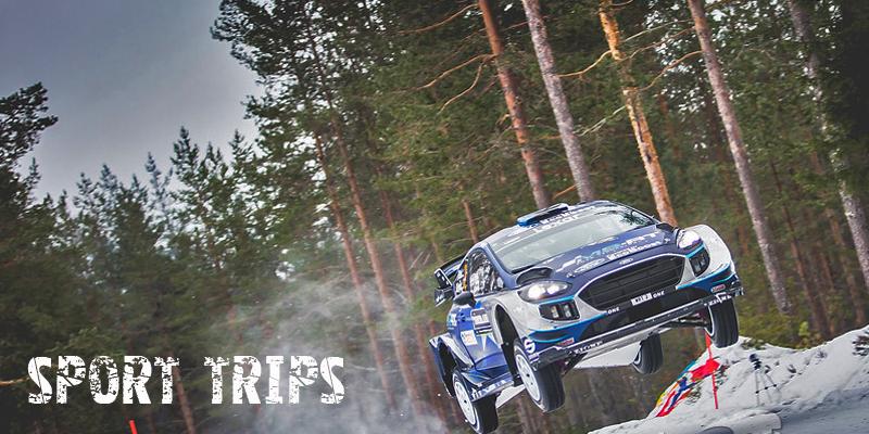Sport Trips drivEvent Adventure WRC Svezia 2018