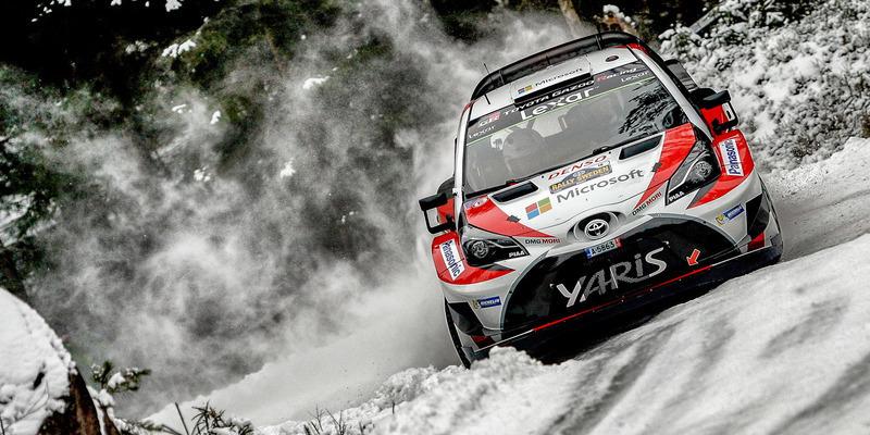 Sport Trips WRC Sweden