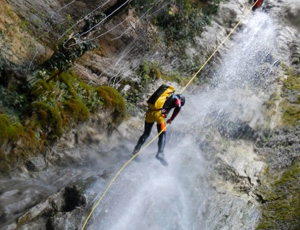 CANYONING DRIVEVENT