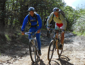 Mountain bike drivEvent