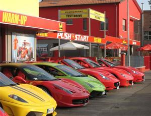 Incentive Motori drivEvent Adventure Ferrari