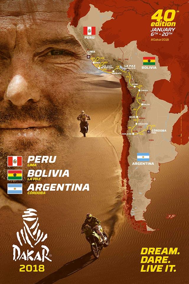 Sport Trips drivEvent Adventure Dakar 2018