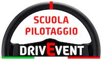 Scuola Pilotaggio drivEvent Logo