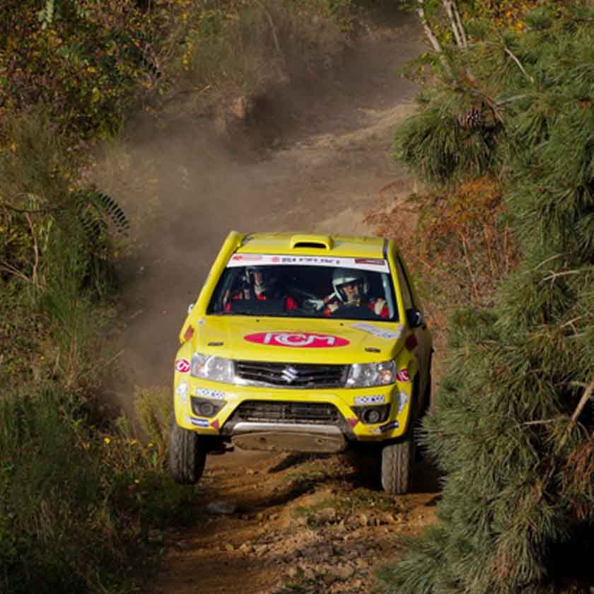 Campionato Italiano Cross Country Rally drivEvent 2016