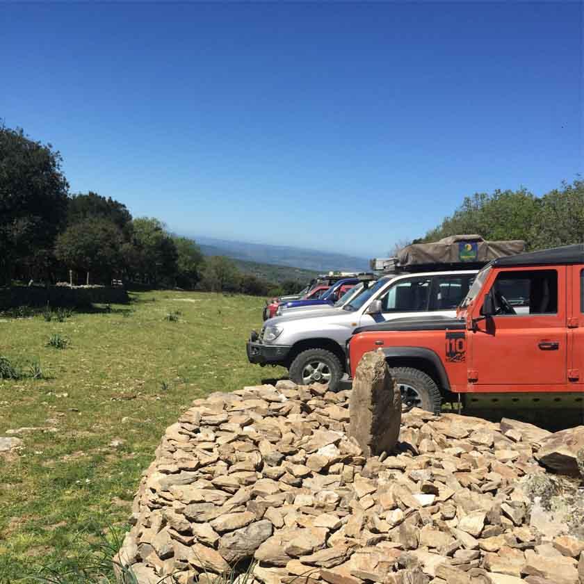 Tour4x4 in Sardegna