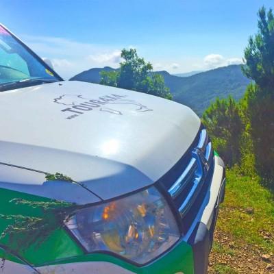 Tour 4x4 La Spezia - Parma