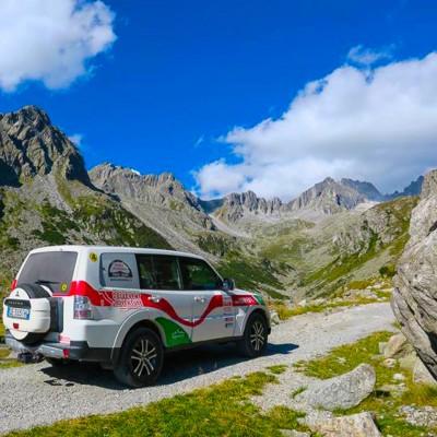 Tour 4x4 Alpi e Dolomiti