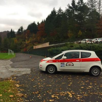 Corso rally Scuola Pilotaggio drivEvent