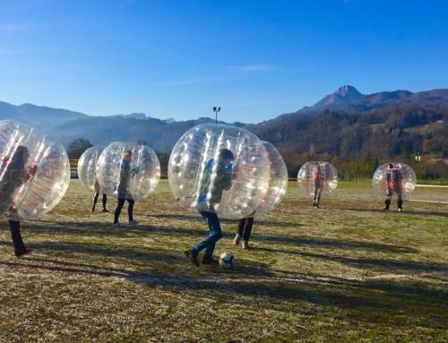 Torneo di Bubble Soccer