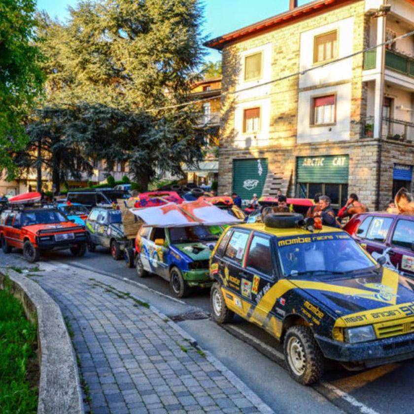 Rally degli Eroi 2017