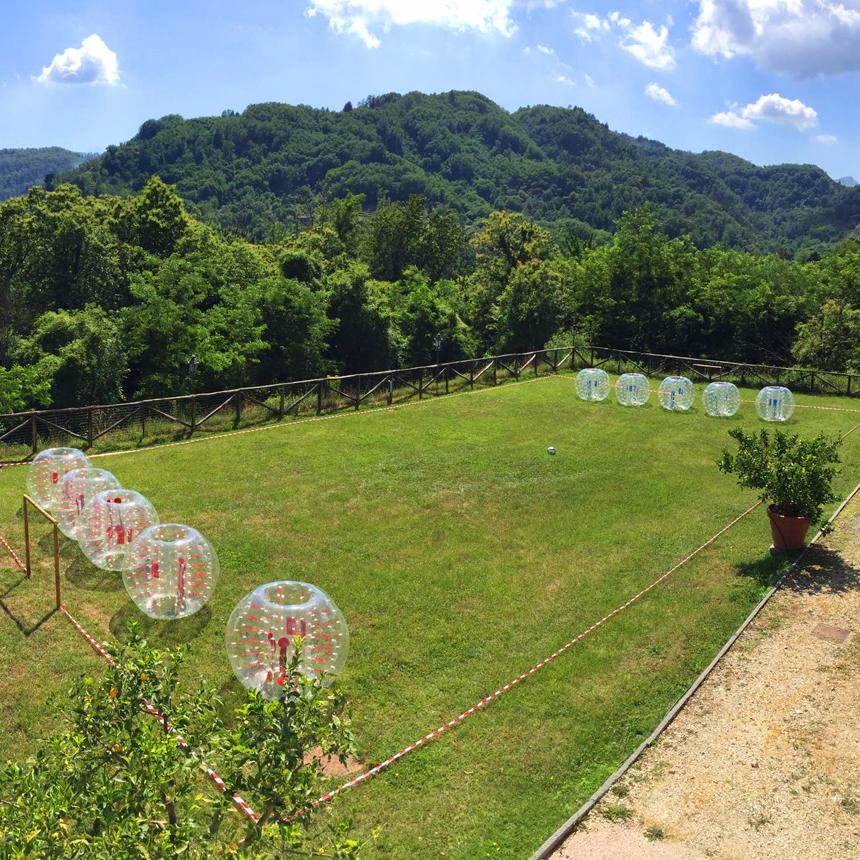 Bubble Soccer3