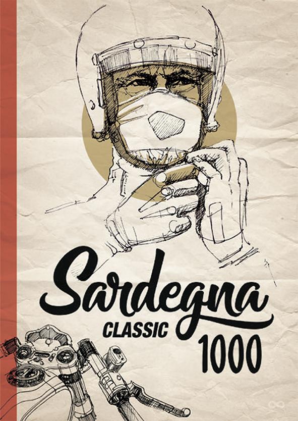 Tour in Moto Sardegna 1000 Classic