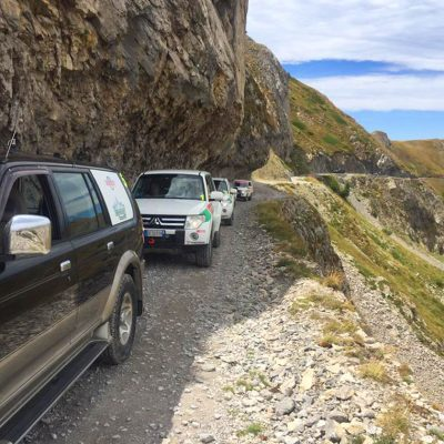 Tour4x4 West Alps 2017