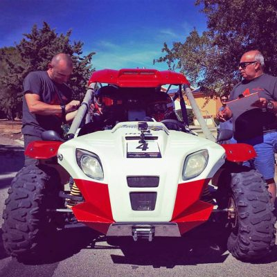 Elements Race Buggy Day drivEvent Adventure
