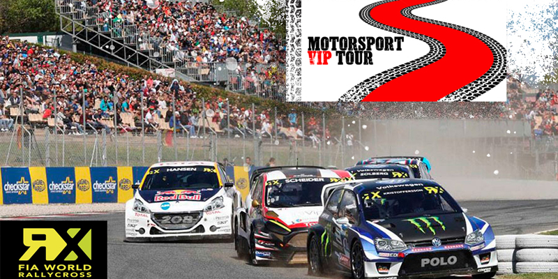 Sport Trips drivEvent Adventure RX Motorsport VIP Tour