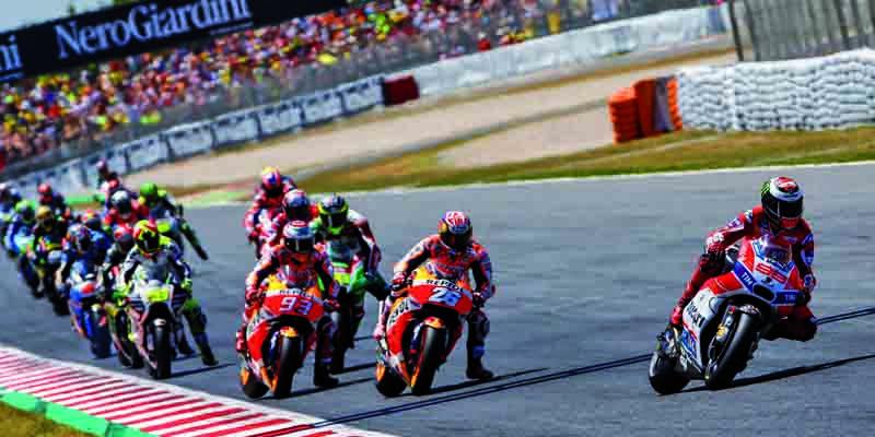 Sport Trips drivEvent Adventure MotoGP Catalunya 2018