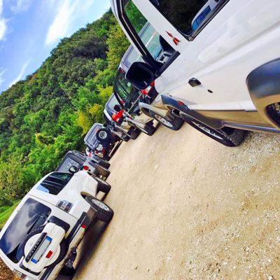 Tour4x4 aziendale Incentive&Team Building drivEvent
