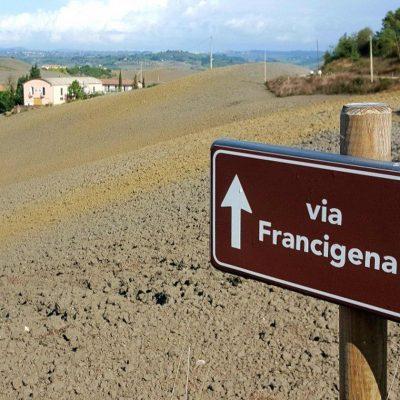 Tour4x4 sulla Via Francigena