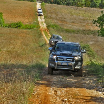 Tour4x4 Via Francigena drivEvent Adventure