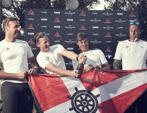 Il Circolo Velico Lago di Lugano vince Elements Race 2017