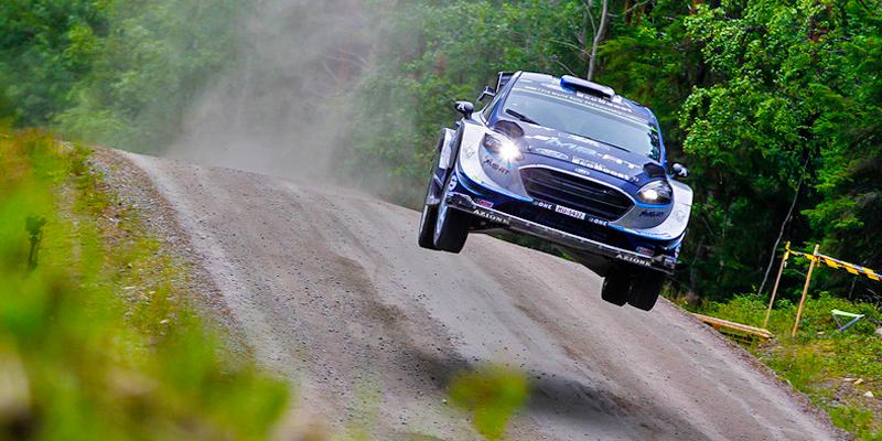 Sport Trips drivEvent Adventure WRC Finlandia 2018