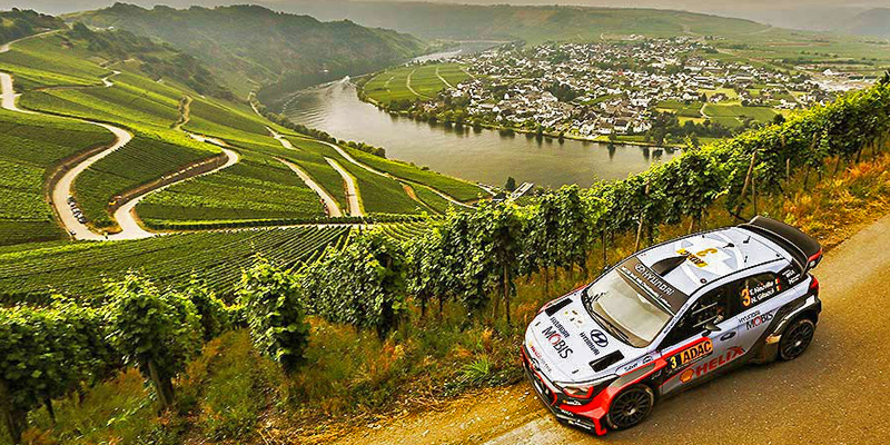 Sport Trips drivEvent Adventure WRC Germania 2019