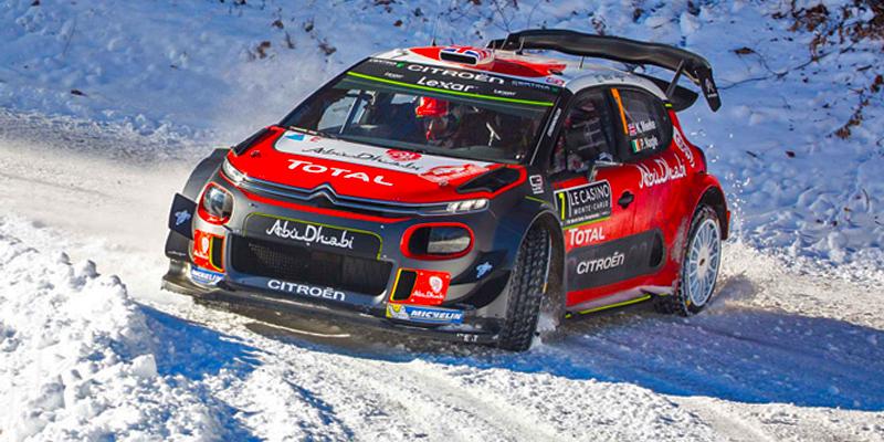 Sport Trips drivEvent Adventure WRC Montecarlo 2019