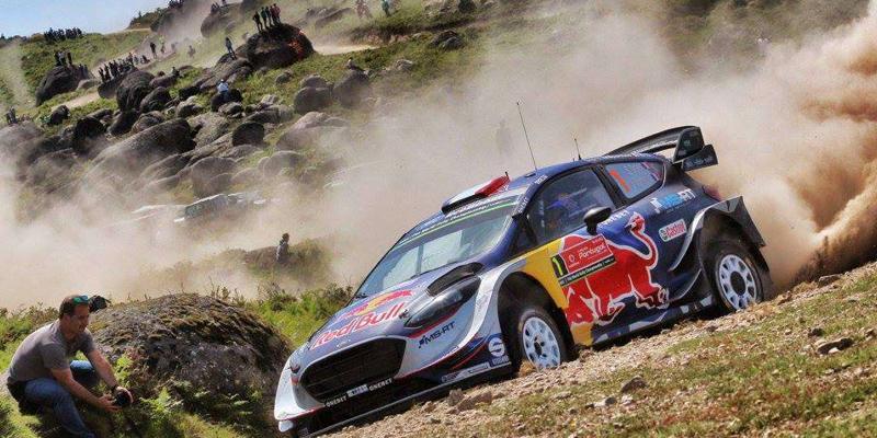 Sport Trips drivEvent Adventure WRC Portogallo 2018
