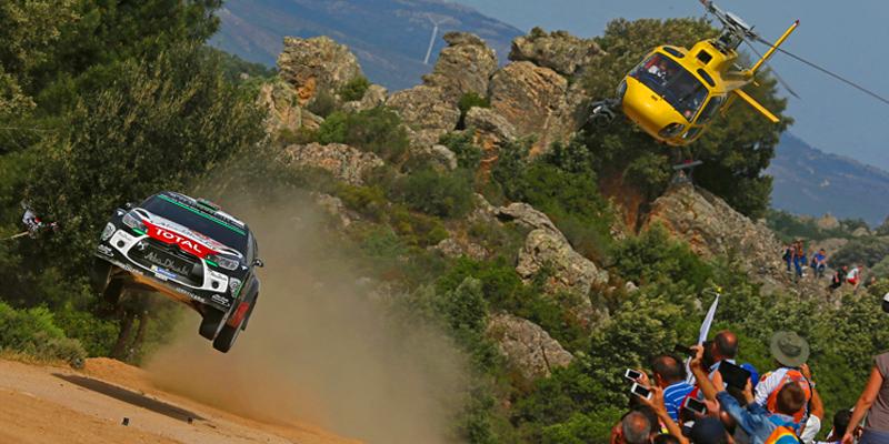 Sport Trips drivEvent Adventure WRC Italia Sardegna 2018