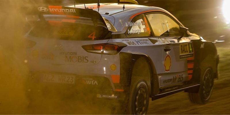 Sport Trips drivEvent Adventure WRC Spagna 2018