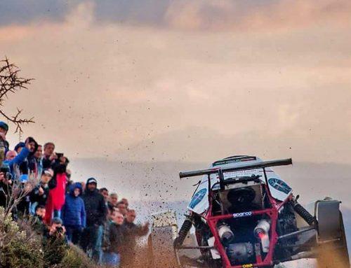2° Cronoscalata su Terra di Tandalò: Franco Canalis è di nuovo sul podio