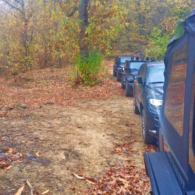 Tour4x4 drivEvent Adventure Jeep Tour