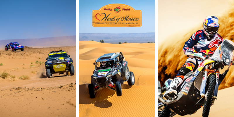 drivEvent Race Hearts of Morocco