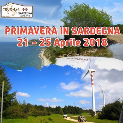 Tour4x4 Primavera 4x4 in Sardegna