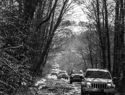 Sole, Neve e Fango: un week end spettacolare per il Tour4x4 alle Cave di Marmo di Vagli