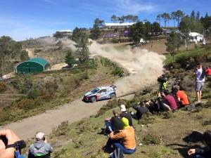 Viaggio al Rally di Portogallo WRC Portogallo Sport Trips drivEvent Adventure