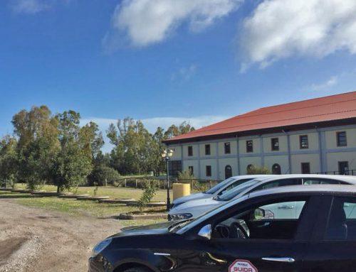 Pronti per i due giorni di Guida Sicura Aziendale in Sardegna