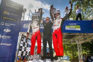 WRC Finlandia Sport Trips drivEvent Adventure
